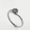 Billede af Classic by Pind ring sølv rhd. m. syn.zir