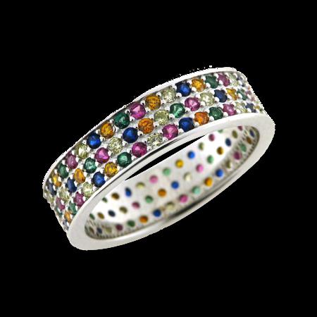 Billede til varegruppe Colorful Ring