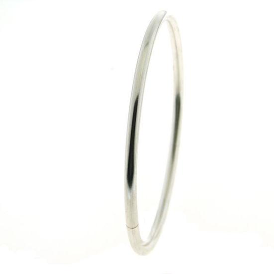 Billede af Classic by Pind armring hul sølv bredde 3,2mm