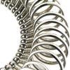 Billede af Prøveringe metal fra str. 41 til str. 76 ringmål