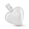 Billede af By Pind vedhæng sølv hjerte