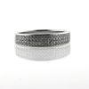 Billede af Classic by Pind ring sølv rhd. med 3rk. syn.zir
