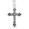 Billede af By Pind kors med jesus sølv